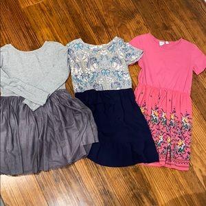 Gap girls dress bundle, size m(8)